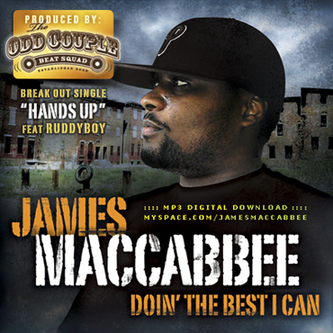 James Maccabbee - Doin the best I can
